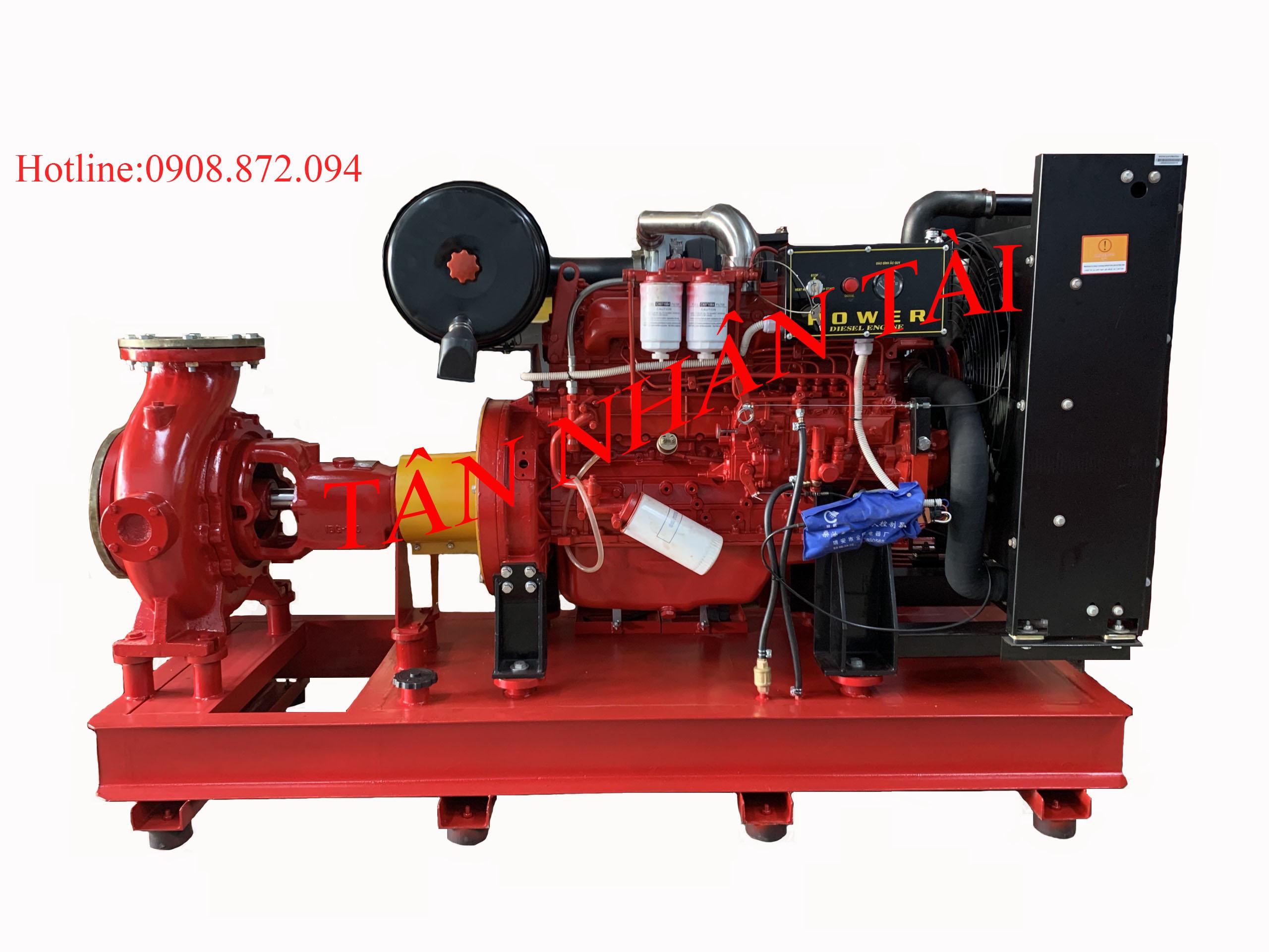 bơm  diesel 138kw