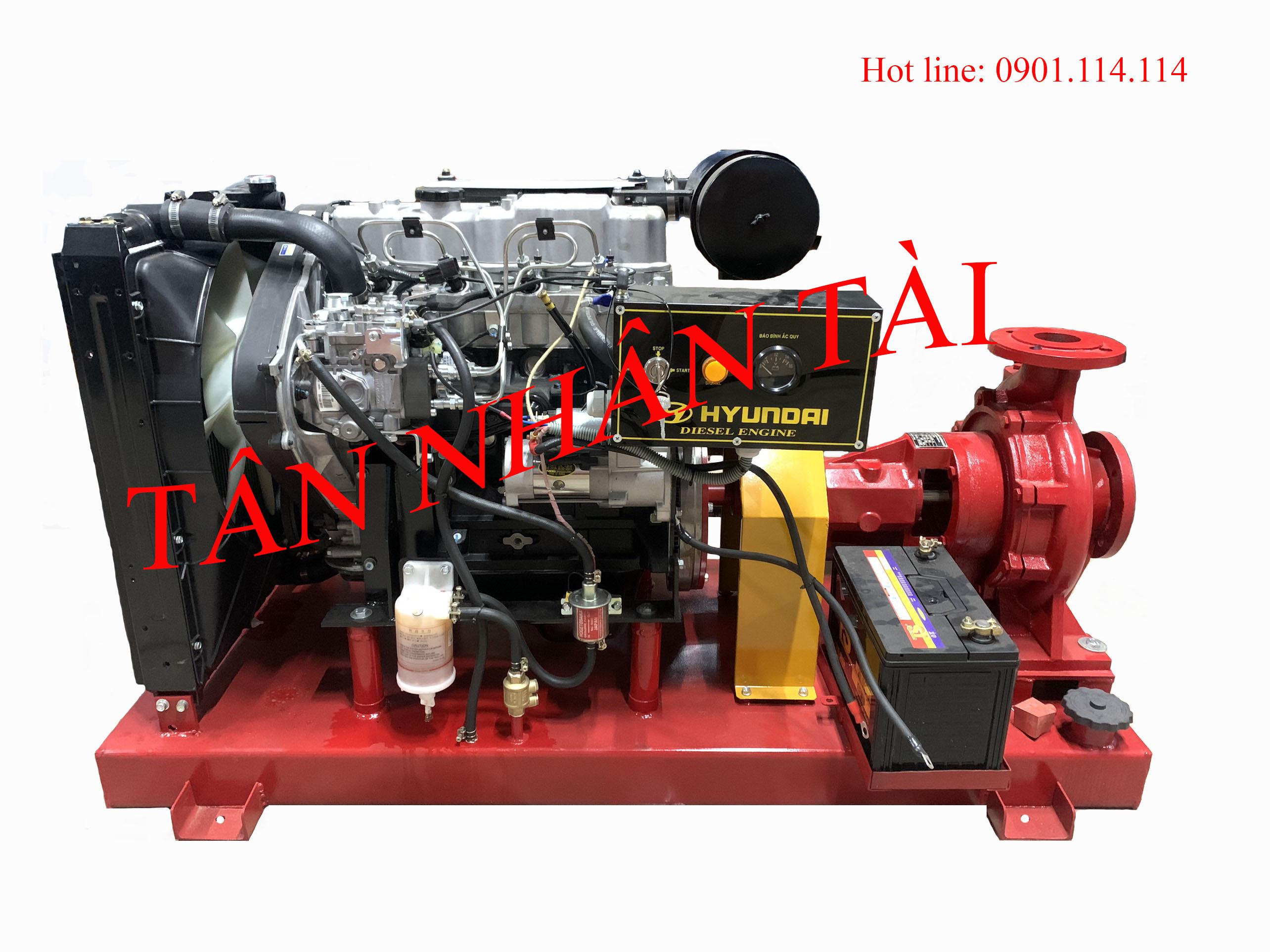 động cơ D4BB đầu bơm VIỆT NAM